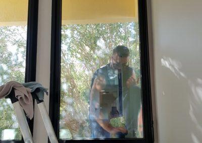 Nettoyage des baies vitrées, des fenêtres Le Pontet