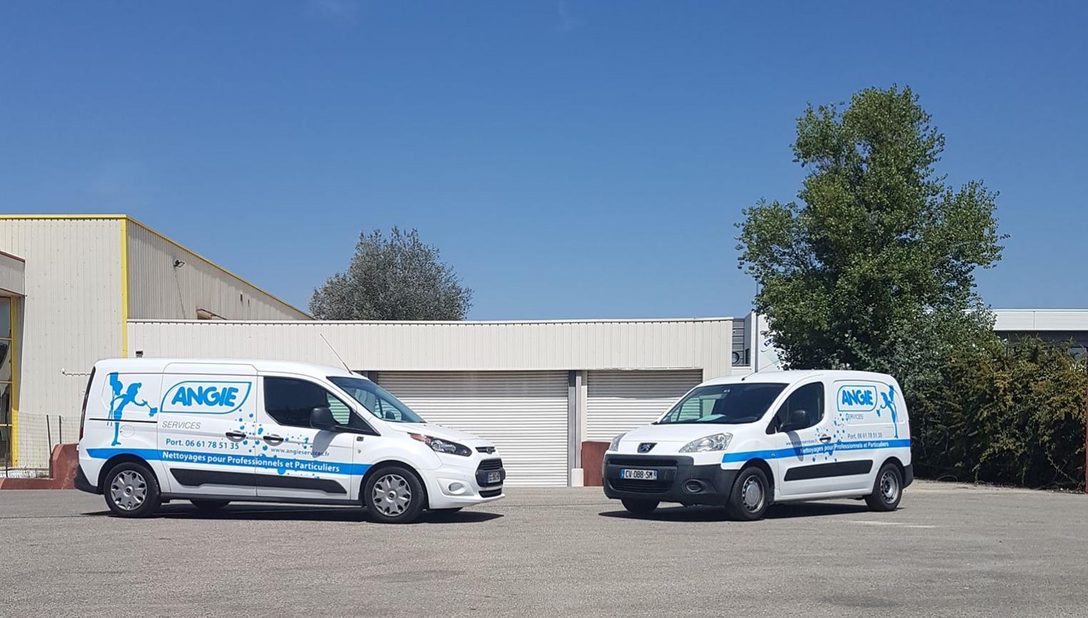 Angie Service - Nettoyage Vaucluse (84)
